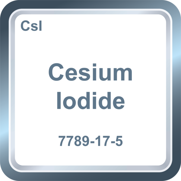 Cesium Iodide - RodaChem